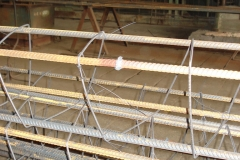 ЖБК-5. 2008 р. Стикове зварювання арматури