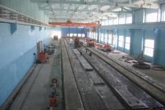 С.К.С.М. 2007 р. Лінія безапалубочного формування з виробництва плит