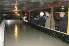 ХСМ. 2011. Процес газоутворення і підіймання бетону