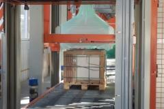 Термоусадка плівки при пакуванні плитки